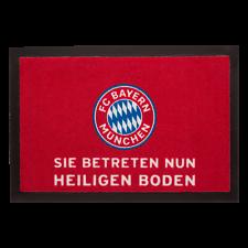 FC Bayern München Fußmatte - Heiliger Boden