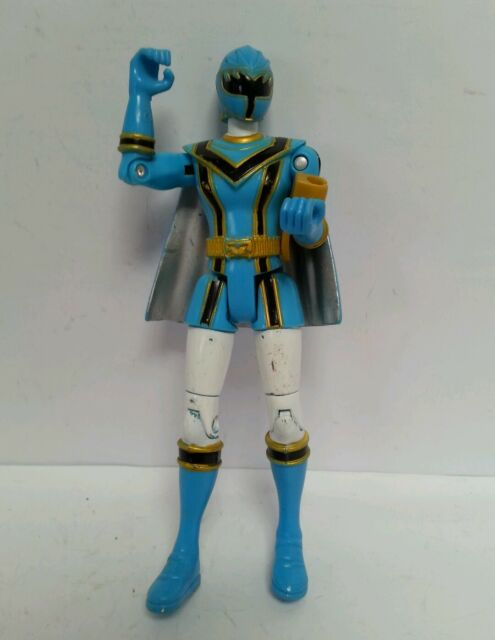 Power Rangers-Mystic Force Blue Ranger 5