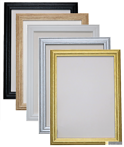 A1 A2 A3 A4 A5 Picture Frame Photo Frame Poster Frames Gold Black