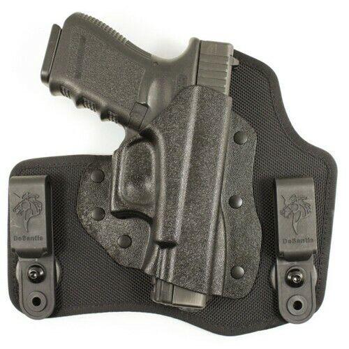 Desantis M65KA8BZ0 Invader Glock 48 RH Black CCW Conceal Carry Holster