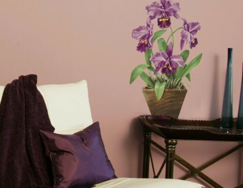 Tatouage orchid Dry rub Transfer