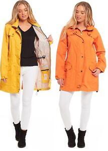 d262ea248 Details about New Arctic Storm Ladies Lightweight Waterproof Sandy Winter  Jacket Size 10-18