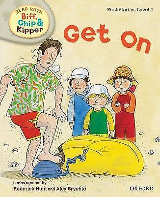 1 of 1 - Oxford Reading Tree Read With Biff, Chip, and Kipper: First Stories: Level 1: Ge