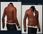 New-Men-039-s-Slim-Fit-Zipper-Designed-PU-Leather-Jacket-Coat-Free-Post-0309 thumbnail 5