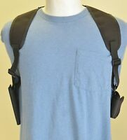 Cell Phone Shoulder Holster For Nexus 4 & 5, The Google Phone With Wallet Pouch