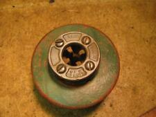 Ridgid 12r 14 Die Head Ratchet Hand Pipe Threader 700 Power Drive