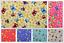 EM-0532-White-M Butterfly Print Polycotton Dress Fabric