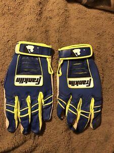 MLB game Used David Ortiz Batting Gloves
