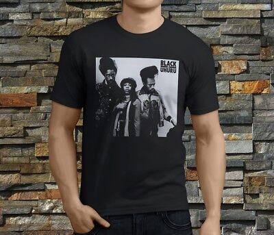New Black Uhuru *Liberation Reggae Band Long Sleeve Black T-Shirt Size S-3XL