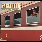 Safarini (In Transit): Music of African Immigrants [Digipak] by Various Artists (CD, Apr-2000, Smithsonian Folkways Recordings)