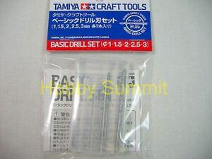 74049-Tamiya-Craft-Tools-BASIC-DRILL-BIT-1-48-1-24-1-35-1-350-1-20-1-12-Model