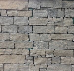 Image Is Loading Grey Tiger Skin Granite Stackstone Wall Cladding Stone