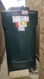 Kingspan Titan Ecosafe 2000 litre oil bunded oil tank ESSL2000B