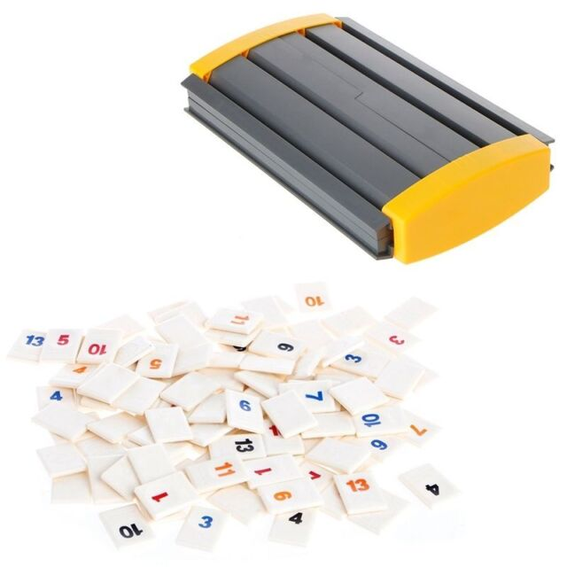 Rummikub number Tiles Original Full Size Spares  Replacements Parts 1 P/&P Fee