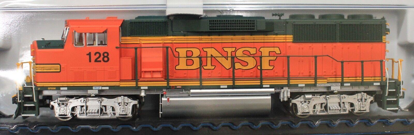 Escala HO-Fox Valley Models 20186 BNSF Heritage 2 GP60M Loco  128 Dcc Listo