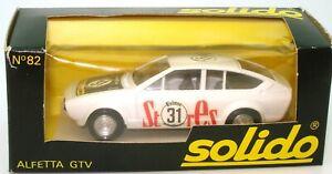 SOLIDO-VINTAGE-NO-82-ALFA-ROMEO-ALFETTA-GTV-COUPE-BOXED