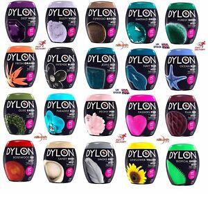 Dylon ® 350g MACCHINA colorante tessuto Abiti Dye