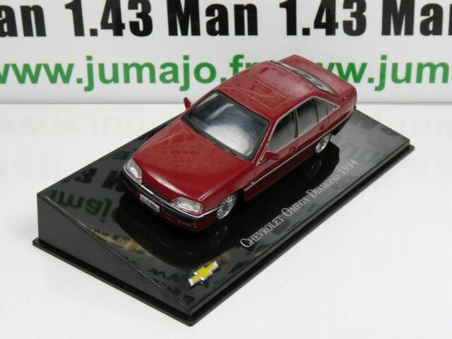 CVT7 voiture 1/43 IXO Salvat BRESIL CHEVROLET : Omega Diamond 1994