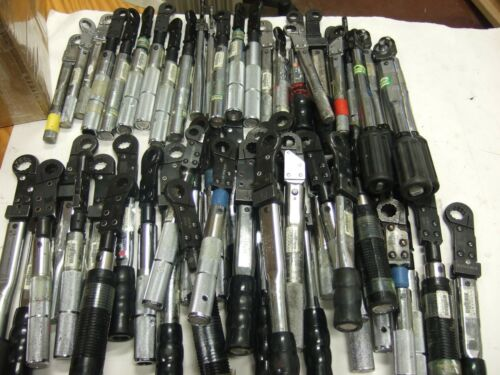 sturtevant richmont torque wrench PICK WHAT YOU WANT SOLD PER EACH