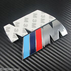 3D badge M Power BMW Rear Emblem Car Decal Logo Sticker Chrome fits M3 M5 M4 M6