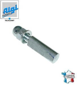 1 Clavette de pédalier ALGI 02940000 Pour Cyclo ( DIam 8,7 x  Lg: 40 mm)