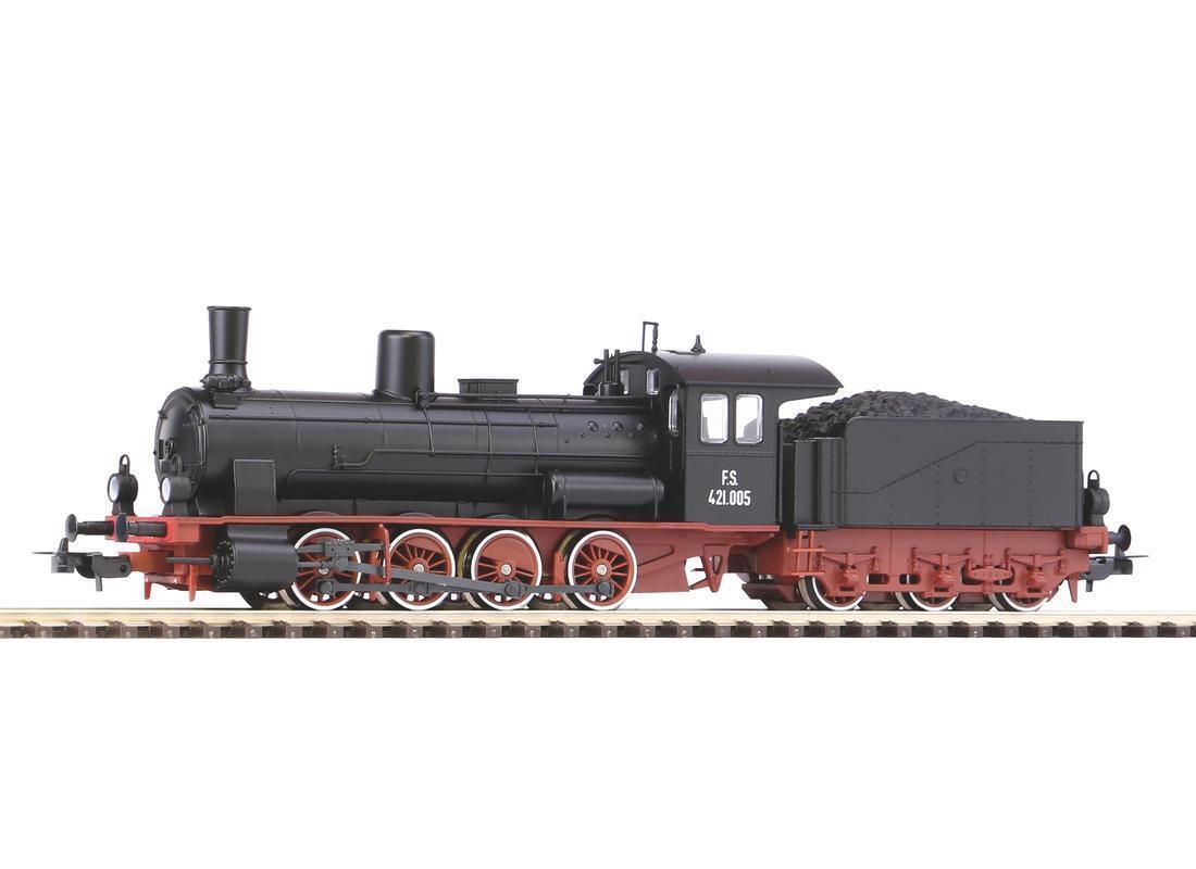 Piko 57360, Dampflokomotive 421, FS, Neu und OVP, H0 AC  | Hohe Qualität und günstig