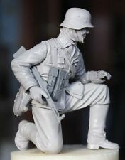 German fort soldier scale 1:16 Resin kit 120 mm