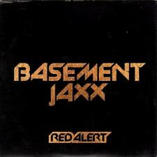 Basement Jaxx - Red Alert (3 trk CD2 / Listen)