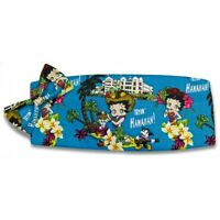 Betty Boop Cummerbund And Bow Tie Set