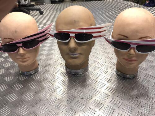Novelty Sunglasses Bundle x10 Pieces Party Pink White Hen Stag Fancy Dress.