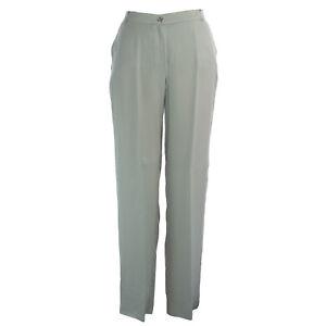 Grey Original Marina Nwt Reale Straight Rinaldi 510 Kvinder Bukser qz6PwOa