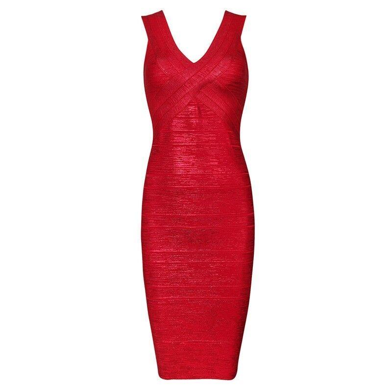 rot Celebrity Boutique Bandage Bodycon Dress Summer Sale