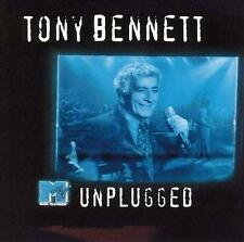 TONY BENNETT - MTV Unplugged (CD 1994) USA Import EXC 20 Pop Hits/Best of