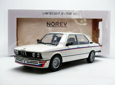 Norev 1981 BMW M535i E12 BMW Motorsport White in 1/18 New! In Stock! LE of 1500.