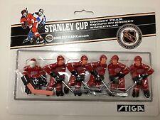 Stiga Hockey Team - Detriot Red Wings - Old Series (Approx 2002)