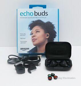 Amazon Echo Buds Ty0929r True Wireless Earbuds B07f6vm1s3 Ebay