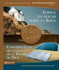 Edifica un hogar sobre la Roca / Conviértete en un estudiante de la Palabra de