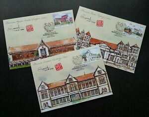 SJ-Malaysia-Historical-Museums-2018-Train-Heritage-Maxicard-signed
