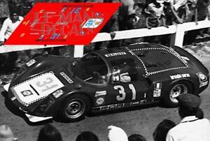Calcas Porsche 904 Targa Florio 1964 1:32 1:24 1:43 1:18 1:64 1:87 904 decals