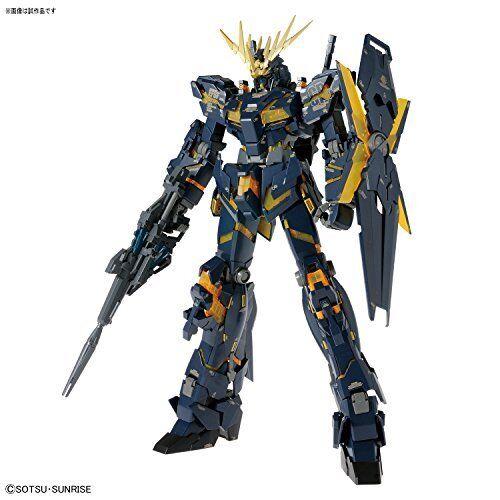 MG Mobile Suit Gundam Unicorn Gundam Unit 2 Banshi Ver.Ka 1 100 scale F S