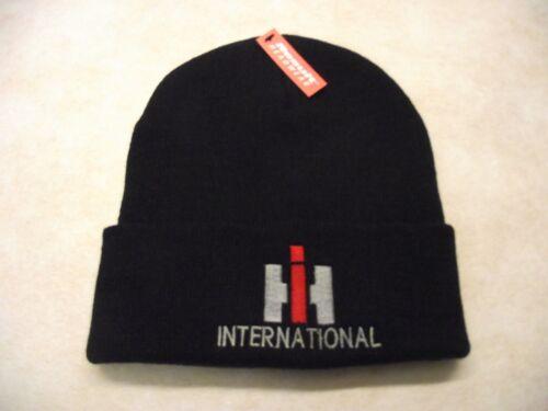 CASE INTERNATIONAL BEANIE HAT STYLE 2
