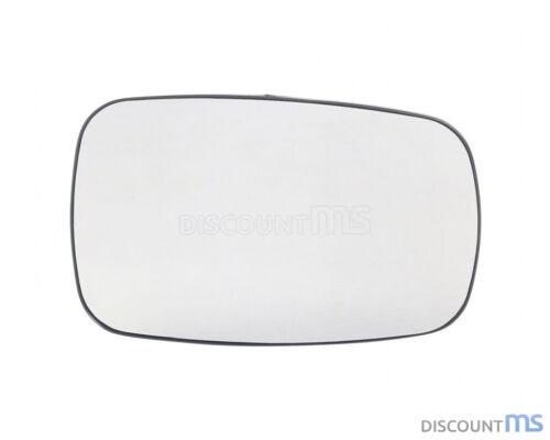 Vetro Specchio Sinistra//Destra Cromato convesso per RENAULT MEGANE II 02-09