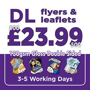 500-DL-Full-Colour-Double-Sided-Flyers-Leaflets-Printed-130gsm-Gloss