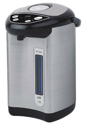 SP-5020 New SPT Sunpentown 5.0L Hot Water Dispenser with Multi-Temp Feature