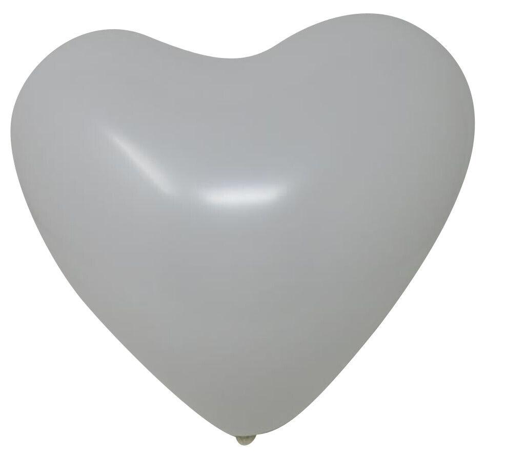 100 Herz-Luftballons weiß XL, Umfang ca. 100cm,Ballons,Hochzeit,riesig 100cm,Ballons,Hochzeit,riesig 100cm,Ballons,Hochzeit,riesig | Billig ideal  | Outlet Online Store  3692a9