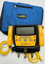 Fieldpiece Sman360 3 Port Digital Manifold Amp Micron Gauge Barely Used With Bag