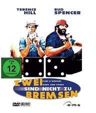 DVD BUD SPENCER + TERENCE HILL - 2 ZWEI SIND NICHT ZU BREMSEN *** NEU ***