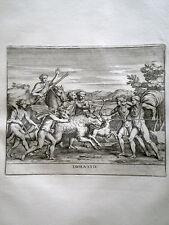 Libro con incisioni  Bellori Le Pitture antiche delle grotte di Roma 1706