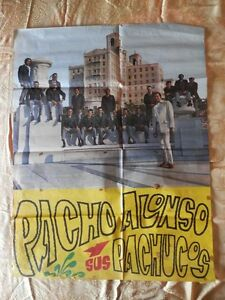 CARTEL-POSTER-GRUPO-MUSICAL-PACHO-ALONSO-Y-SUS-PACHUCOS