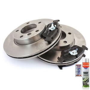 Brake-Discs-Brake-Pads-Front-for-Renault-Clio-II-BB0-1-2-CB0-1-2-BB-CB